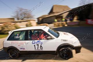 Rallye des Vignes de Régnié 2009