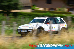 Rallye de Matour 2009