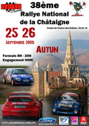Rallye de la Châtaigne 2009