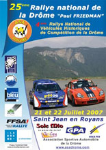 Rallye Drôme Friedman